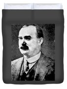 James Connolly (1870-1916) Duvet Cover