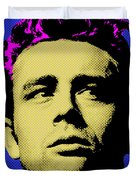 James Dean 002 Duvet Cover
