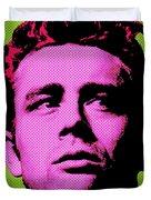 James Dean 003 Duvet Cover