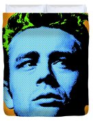 James Dean 004 Duvet Cover