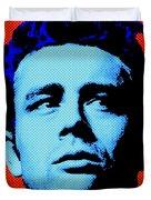 James Dean 005 Duvet Cover