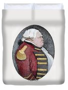 James Grant (1720-1806) Duvet Cover