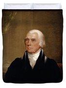James Madison Duvet Cover