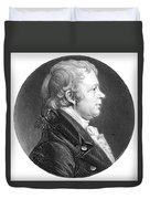 James Mchenry (1753-1816) Duvet Cover