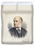 James Plaisted Wilde, 1st Baron Duvet Cover