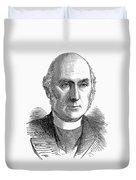 James Woodford (1820-1885) Duvet Cover