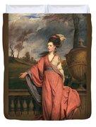 Jane Fleming, Later Countess Duvet Cover