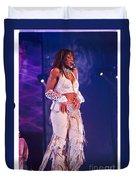 Janet Jackson-03 Duvet Cover