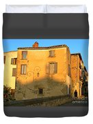 The Lady Of Limoux Duvet Cover