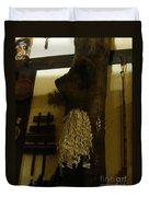 Japanese Country Home Dinning Room Duvet Cover