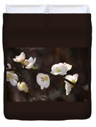 Japanese Quince 2 Duvet Cover