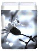 Jasmine Blossom Duvet Cover