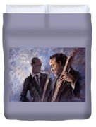 Jazz 02 Duvet Cover