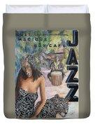 Jazz Duvet Cover