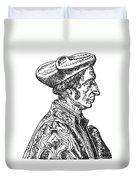 Jean Fernel (1497-1558) Duvet Cover