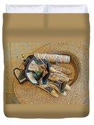 Jean's Butterflies Duvet Cover