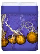 Jelly Congregation Duvet Cover
