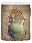 Jellyfish Duvet Cover by Carlos Caetano