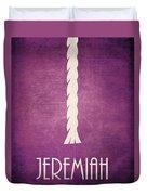 Jeremiah Duvet Cover