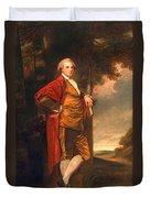 Jeremiah Milles, 1780-83 Duvet Cover