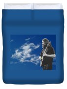 Jerry And The Dancing Cloud Duvet Cover