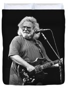 Jerry Garcia Band Duvet Cover