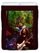 Jerry's Mountain Music 3 Duvet Cover