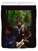 Jerry's Mountain Music 7 Duvet Cover