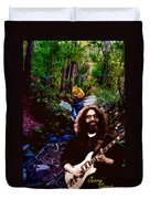 Jerry's Mountain Music 8 Duvet Cover