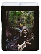 Jerry's Mountain Music 9 Duvet Cover