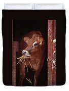 Jersey Cow Duvet Cover