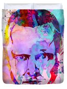Jesse Breaking Bad Watercolor Duvet Cover