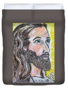 Jesus Christ Duvet Cover
