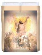 Jesus Loves You 2 Duvet Cover