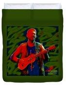 Jethro Tull-96-a21-fractal Duvet Cover