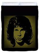 Jim Morrison  Duvet Cover