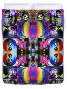 Jimi Kaleidoscope I Duvet Cover