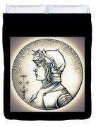 Joan Of Arc - Original Duvet Cover