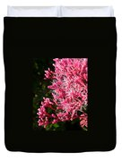 Joe Pye Weed Duvet Cover
