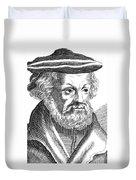 Johannes Aepinus (1499-1553) Duvet Cover