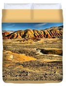 John Day Oregon Landscape Duvet Cover