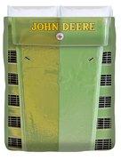 John Deere Grill Duvet Cover