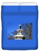 John Howard Payne -- Home Sweet Home Duvet Cover
