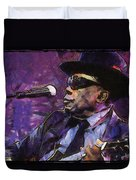 John Lee Hooker Duvet Cover