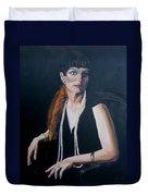John Singer Sargent Tribute Duvet Cover