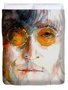 John Winston Lennon Duvet Cover