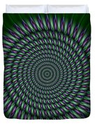 Joker Mandala Duvet Cover