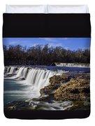 Joplin Grand Falls Overview Duvet Cover