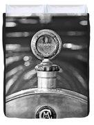 Jordan Motor Car Boyce Motometer 2 Duvet Cover by Jill Reger