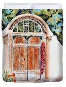Josefina's Old Gate Duvet Cover